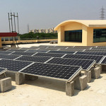 48kW, factory rooftop project (Nigeria)